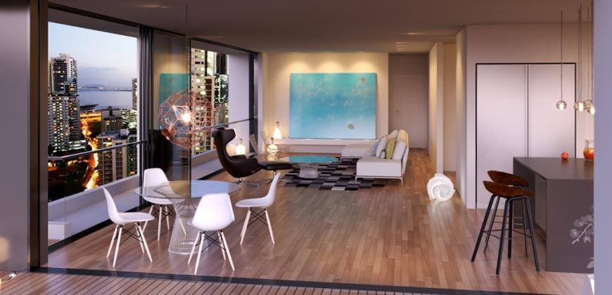 PANAMA VIP10, S.A. Apartamento en Venta en Marbella en Panama Código: 17-238 No.1