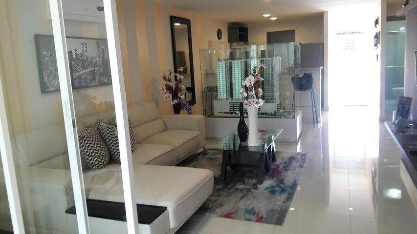 PANAMA VIP10, S.A. Apartamento en Venta en Carrasquilla en Panama Código: 15-1882 No.3
