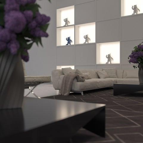 PANAMA VIP10, S.A. Apartamento en Venta en Bellavista en Panama Código: 17-296 No.4