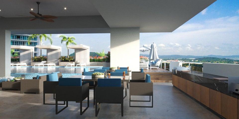 PANAMA VIP10, S.A. Apartamento en Venta en Bellavista en Panama Código: 17-296 No.8