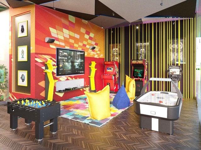 PANAMA VIP10, S.A. Apartamento en Venta en Bellavista en Panama Código: 17-297 No.5