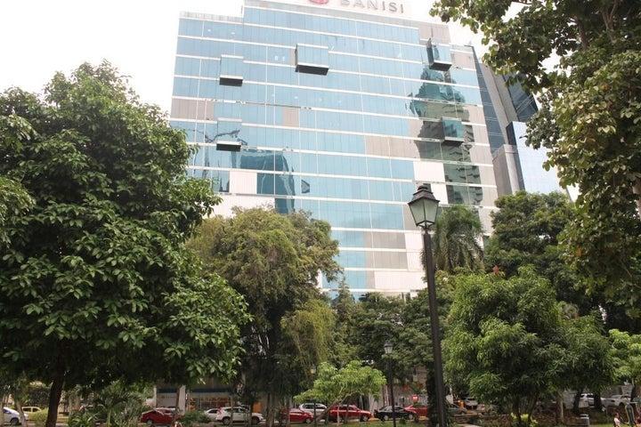 PANAMA VIP10, S.A. Oficina en Venta en Obarrio en Panama Código: 17-310 No.0