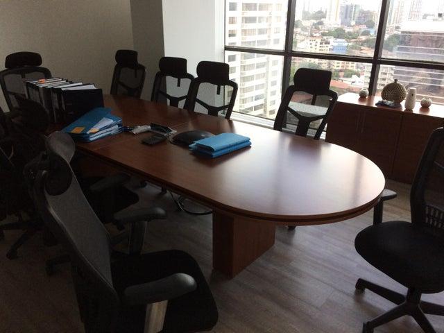 PANAMA VIP10, S.A. Oficina en Venta en Obarrio en Panama Código: 17-361 No.6
