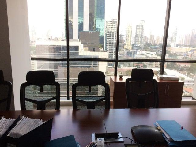 PANAMA VIP10, S.A. Oficina en Venta en Obarrio en Panama Código: 17-361 No.7
