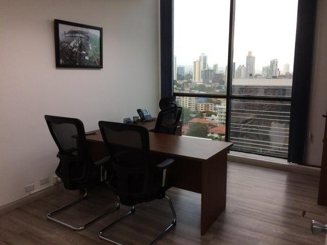PANAMA VIP10, S.A. Oficina en Venta en Obarrio en Panama Código: 17-361 No.9