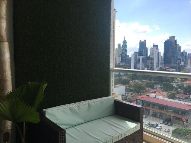 PANAMA VIP10, S.A. Apartamento en Venta en San Francisco en Panama Código: 17-407 No.6