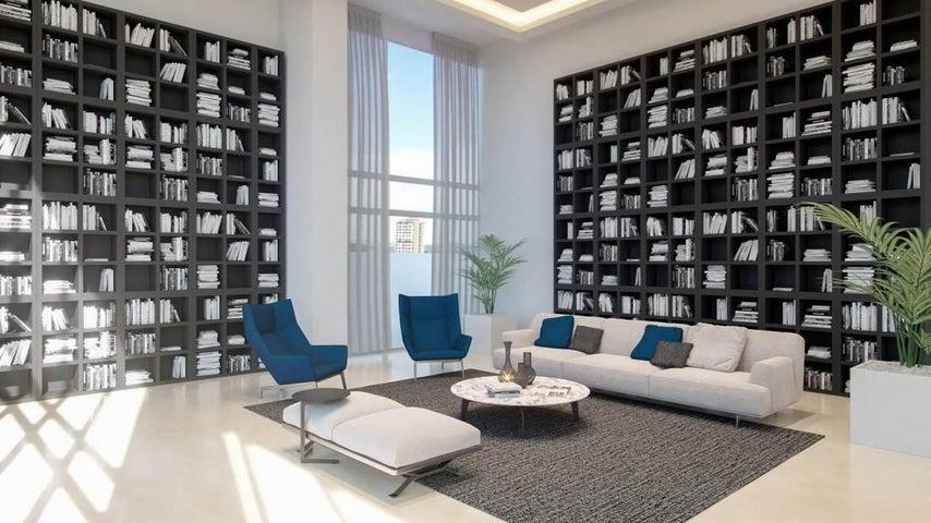 PANAMA VIP10, S.A. Apartamento en Venta en Bellavista en Panama Código: 17-423 No.2