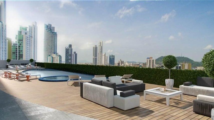 PANAMA VIP10, S.A. Apartamento en Venta en Bellavista en Panama Código: 17-423 No.3