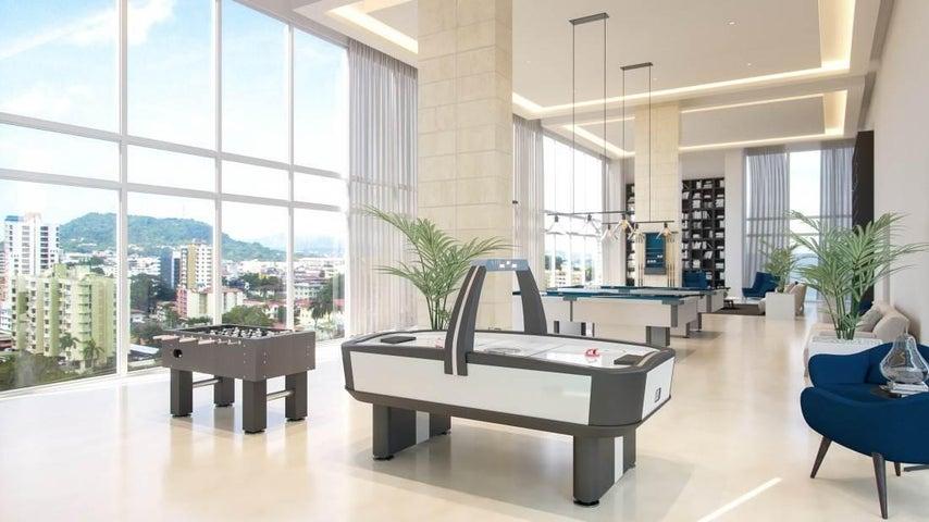 PANAMA VIP10, S.A. Apartamento en Venta en Bellavista en Panama Código: 17-423 No.4