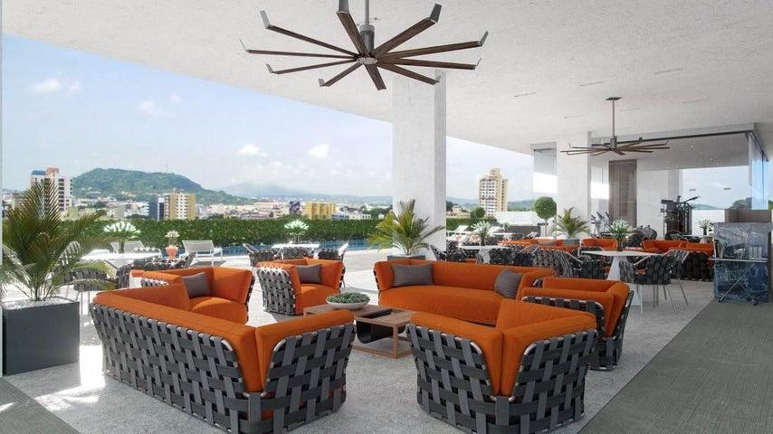 PANAMA VIP10, S.A. Apartamento en Venta en Bellavista en Panama Código: 17-423 No.5