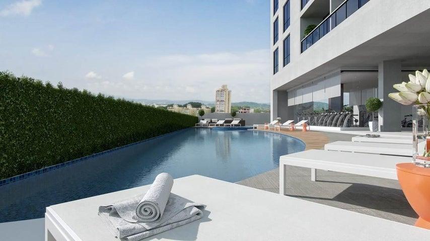 PANAMA VIP10, S.A. Apartamento en Venta en Bellavista en Panama Código: 17-423 No.7