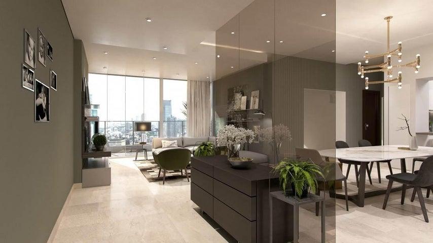 PANAMA VIP10, S.A. Apartamento en Venta en Bellavista en Panama Código: 17-423 No.9