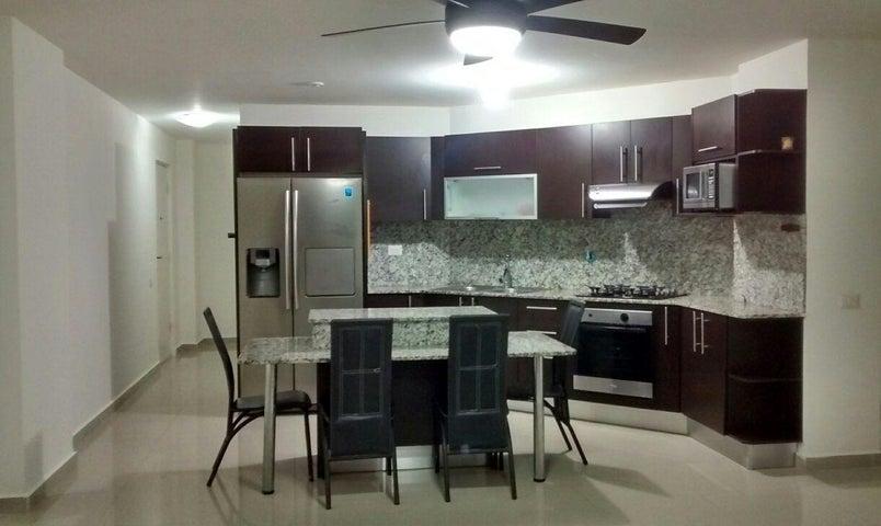 PANAMA VIP10, S.A. Apartamento en Venta en Altos de Panama en Panama Código: 17-518 No.5