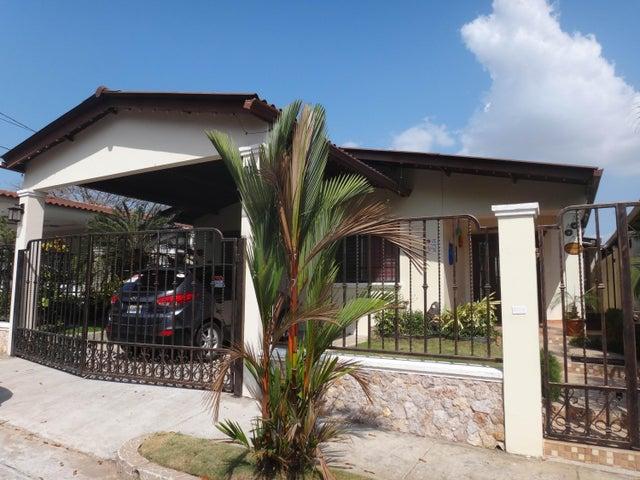 Casa / Venta / Panama / Brisas Del Golf / FLEXMLS-17-524