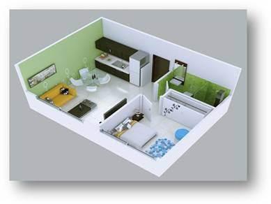 Apartamento En Venta En Coronado Código FLEX: 16-2156 No.4