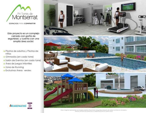 PANAMA VIP10, S.A. Apartamento en Venta en 12 de Octubre en Panama Código: 17-599 No.2