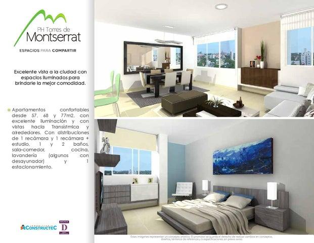 PANAMA VIP10, S.A. Apartamento en Venta en 12 de Octubre en Panama Código: 17-599 No.3