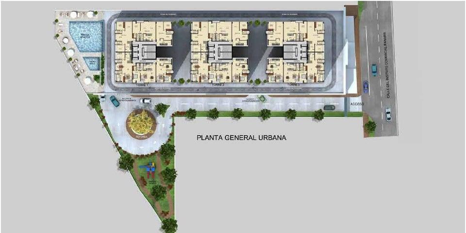 PANAMA VIP10, S.A. Apartamento en Venta en 12 de Octubre en Panama Código: 17-599 No.7