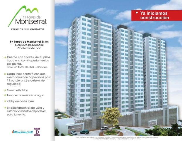 Apartamento / Venta / Panama / 12 de Octubre / FLEXMLS-17-601