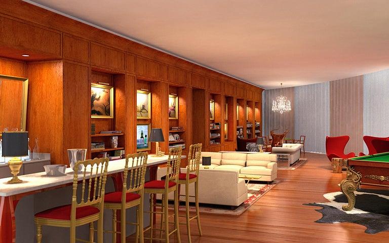 PANAMA VIP10, S.A. Apartamento en Alquiler en Avenida Balboa en Panama Código: 17-618 No.9