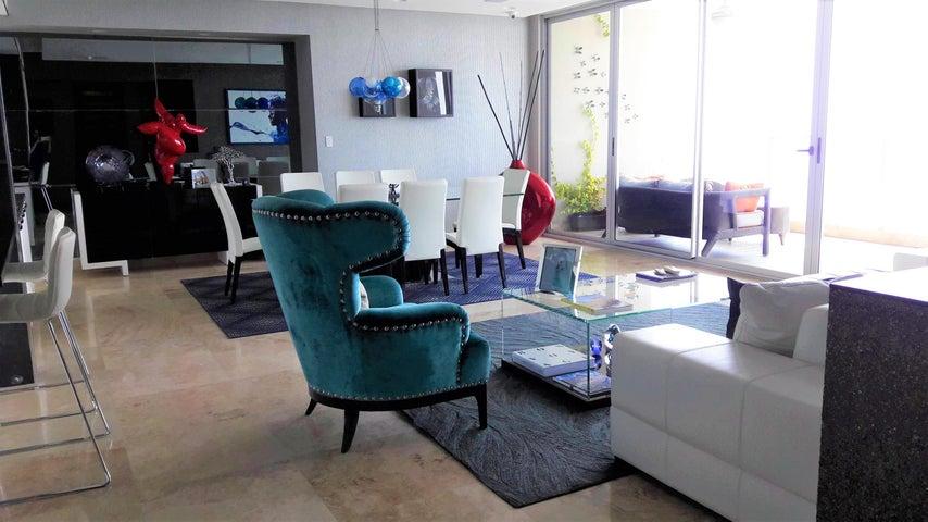 PANAMA VIP10, S.A. Apartamento en Venta en Punta Pacifica en Panama Código: 17-617 No.9