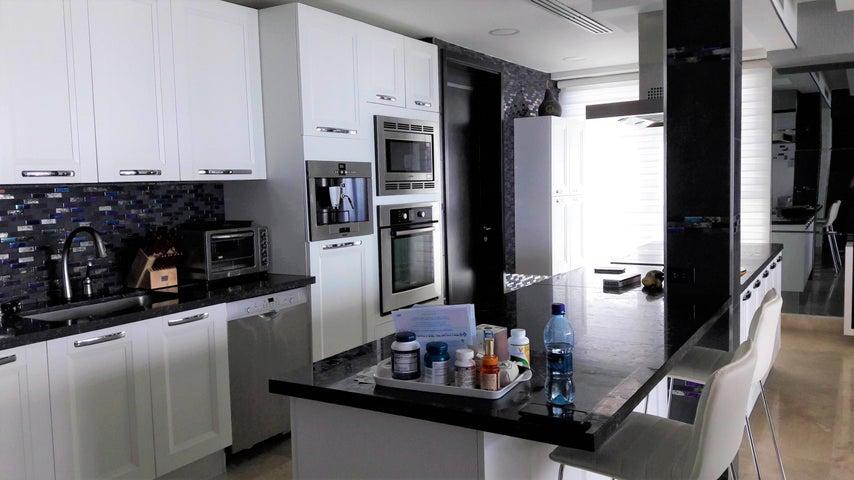 PANAMA VIP10, S.A. Apartamento en Venta en Punta Pacifica en Panama Código: 17-617 No.5
