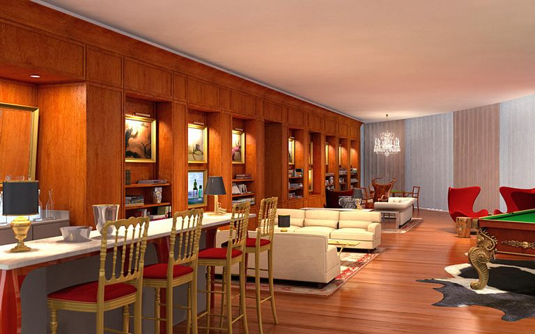 PANAMA VIP10, S.A. Apartamento en Alquiler en Avenida Balboa en Panama Código: 17-621 No.3