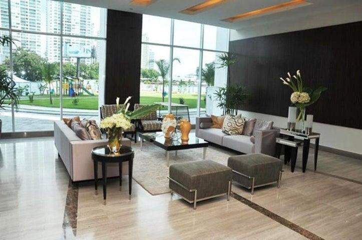 PANAMA VIP10, S.A. Apartamento en Alquiler en Costa del Este en Panama Código: 17-627 No.2