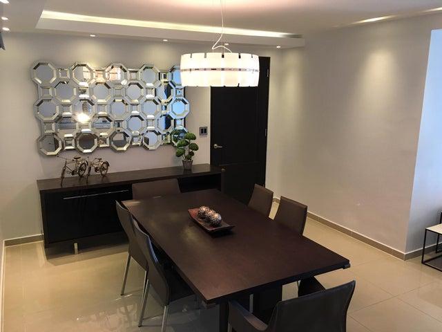 PANAMA VIP10, S.A. Apartamento en Alquiler en Punta Pacifica en Panama Código: 17-722 No.7