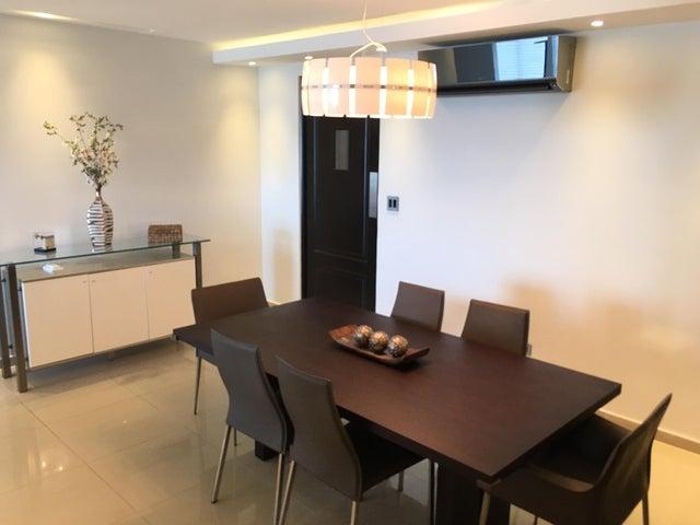 PANAMA VIP10, S.A. Apartamento en Alquiler en Punta Pacifica en Panama Código: 17-722 No.8