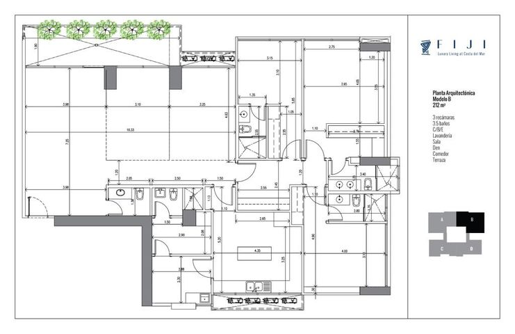 PANAMA VIP10, S.A. Apartamento en Venta en Costa del Este en Panama Código: 17-720 No.9