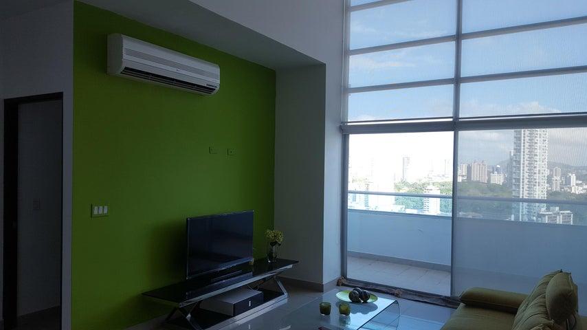 PANAMA VIP10, S.A. Apartamento en Venta en San Francisco en Panama Código: 17-770 No.3