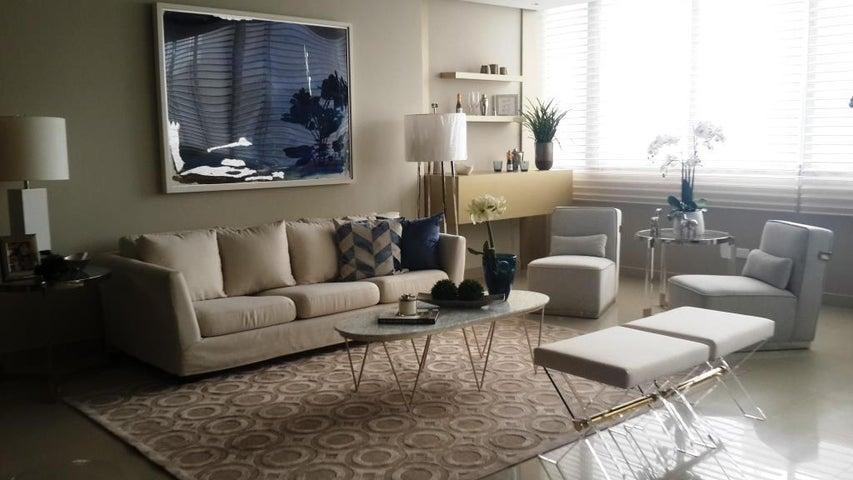 PANAMA VIP10, S.A. Apartamento en Venta en Costa del Este en Panama Código: 17-811 No.1