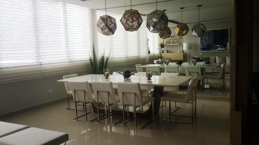 PANAMA VIP10, S.A. Apartamento en Venta en Costa del Este en Panama Código: 17-811 No.2