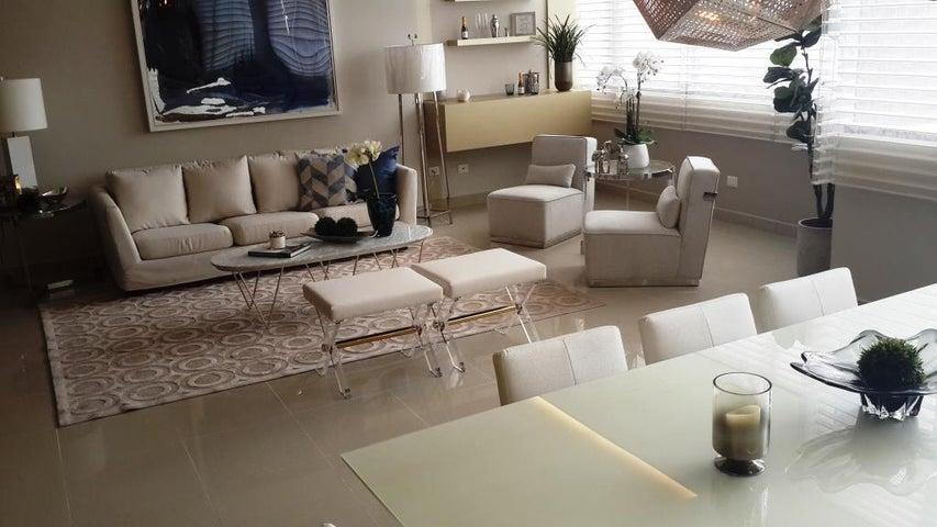 PANAMA VIP10, S.A. Apartamento en Venta en Costa del Este en Panama Código: 17-811 No.4