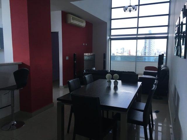 PANAMA VIP10, S.A. Apartamento en Venta en San Francisco en Panama Código: 17-861 No.3
