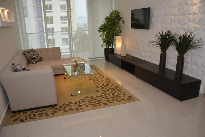 PANAMA VIP10, S.A. Apartamento en Venta en San Francisco en Panama Código: 17-994 No.3