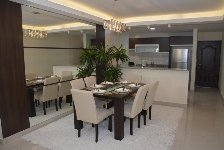 PANAMA VIP10, S.A. Apartamento en Venta en San Francisco en Panama Código: 17-994 No.4