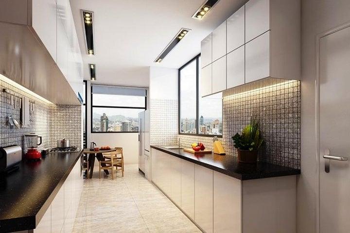 PANAMA VIP10, S.A. Apartamento en Venta en Bellavista en Panama Código: 17-1063 No.1