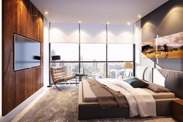 PANAMA VIP10, S.A. Apartamento en Venta en Bellavista en Panama Código: 17-1064 No.3