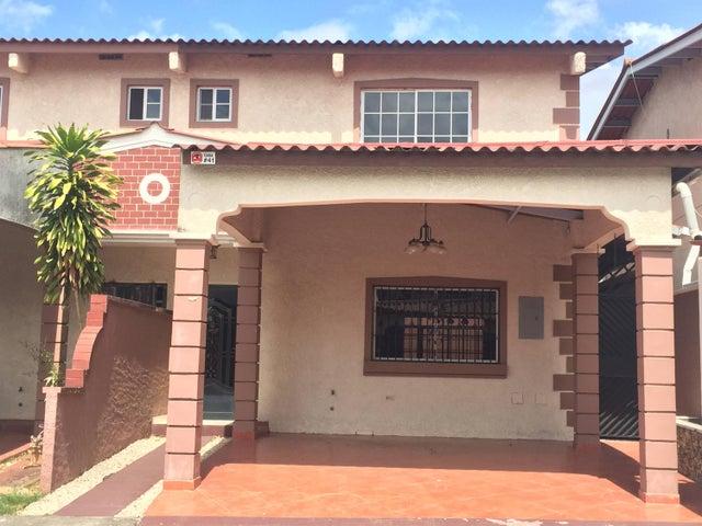 Casa / Venta / Panama Oeste / Arraijan / FLEXMLS-17-1088