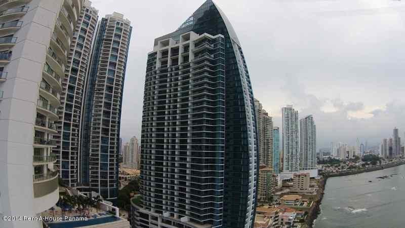 Apartamento / Alquiler / Panama / Punta Pacifica / FLEXMLS-17-1100