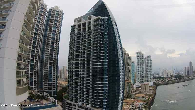 PANAMA VIP10, S.A. Apartamento en Alquiler en Punta Pacifica en Panama Código: 17-1106 No.0
