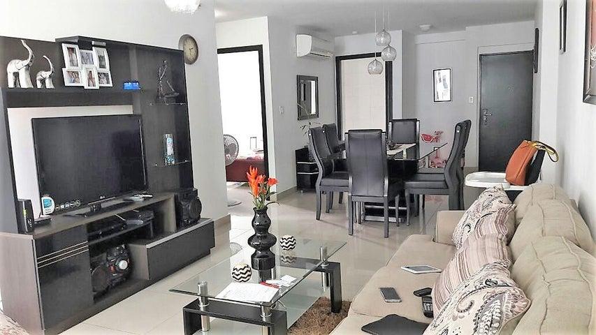 PANAMA VIP10, S.A. Apartamento en Venta en Bellavista en Panama Código: 16-4523 No.3