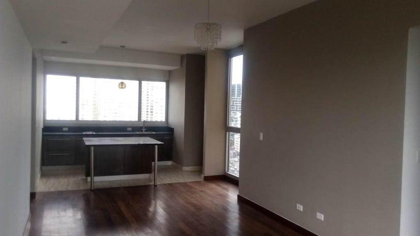 PANAMA VIP10, S.A. Apartamento en Venta en Obarrio en Panama Código: 17-1194 No.3