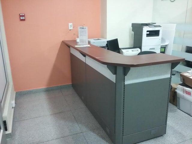 PANAMA VIP10, S.A. Oficina en Venta en Obarrio en Panama Código: 17-1634 No.3