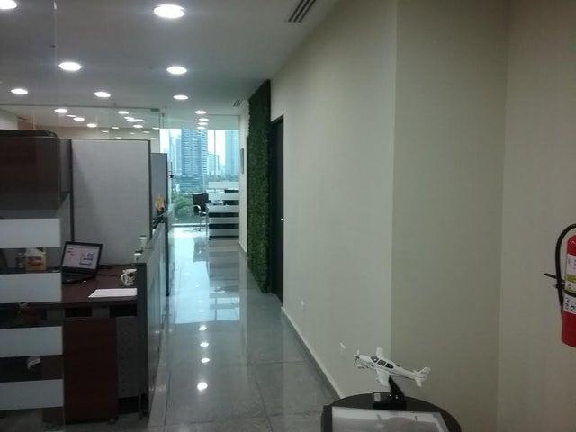 PANAMA VIP10, S.A. Oficina en Venta en Obarrio en Panama Código: 17-1634 No.4