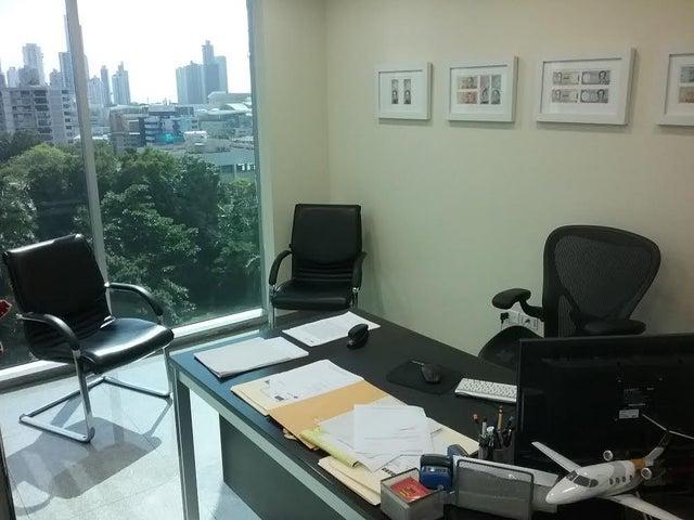 PANAMA VIP10, S.A. Oficina en Venta en Obarrio en Panama Código: 17-1634 No.9
