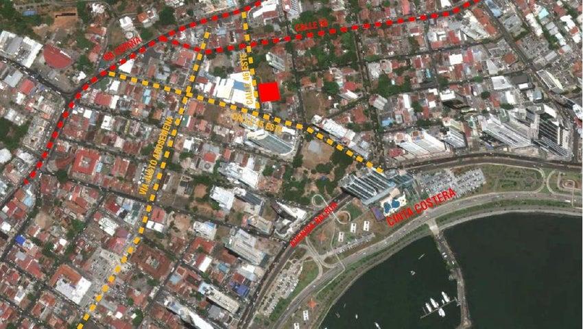 PANAMA VIP10, S.A. Apartamento en Venta en Bellavista en Panama Código: 17-1673 No.3