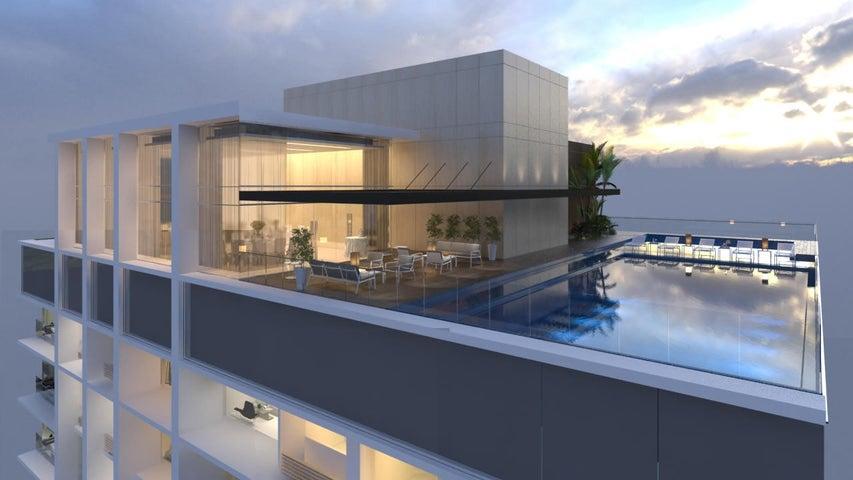 PANAMA VIP10, S.A. Apartamento en Venta en Bellavista en Panama Código: 17-1674 No.1